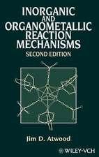 Inorganic and Organometallic Reaction Mechanisms