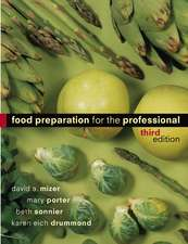 Food Preparation for the Professional