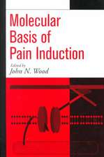 Molecular Basis of Pain Induction