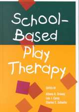 School–Based Play Therapy