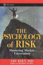 The Psychology of Risk: Mastering Market Uncertainty