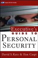 Executive′s Guide to Personal Security