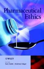 Pharmaceutical Ethics