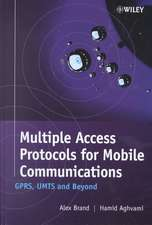 Multiple Access Protocols for Mobile Communications: GPRS, UMTS and Beyond