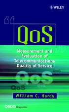QoS Measurement and Evaluation of Telecommunications Quality of Service