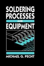 Soldering Processes and Equipment