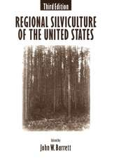 Regional Silviculture of the United States