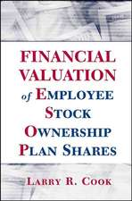 Financial Valuation of Employee Stock Ownership Plan Shares