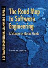 The Road Map to Software Engineering