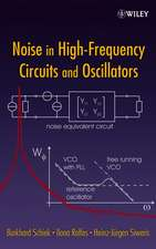 Noise in High–Frequency Circuits and Oscillators