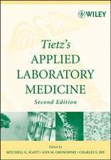 Tietz′s Applied Laboratory Medicine