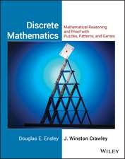 Discrete Mathematics: Mathematical Reasoning and Proof with Puzzles, Patterns, and Games Student Solutions Manual