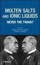 Molten Salts and Ionic Liquids: Never the Twain?