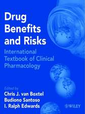 Drug Benefits and Risks: International Textbook of Clinical Pharmacology
