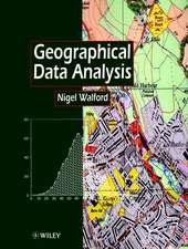 Geographical Data Analysis