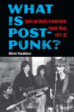 What Is Post-Punk?