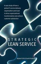 Strategic Lean Service