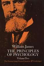 The Principles of Psychology, Vol. 2:  Materials and Methods
