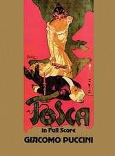 Tosca in Full Score