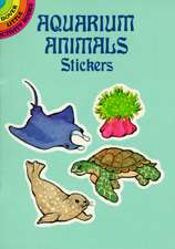 Aquarium Animals Stickers