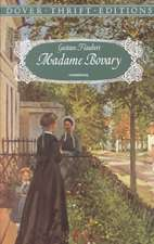 Madame Bovary:  Agamemnon, the Libation-Bearers and the Furies