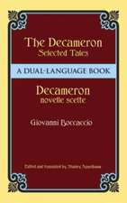 Decameron Selected Tales / Decameron Novelle Scelte:  A Dual-Language Book