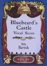 Bluebeard's Castle Vocal Score
