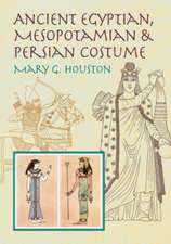 Ancient Egyptian, Mesopotamian & Persian Costume