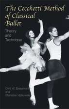 The Cecchetti Method of Classical Ballet