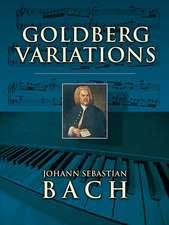 Goldberg Variations:  BWV 988