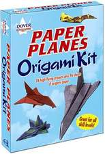 Paper Planes Origami Kit [With 2 Paperbacks and 96 Sheets Origami Paper]