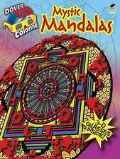 Mystic Mandalas [With 3-D Glasses]
