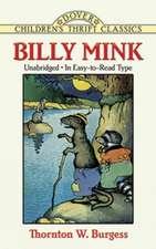 Billy Mink:  Art Masterpiece Mysteries