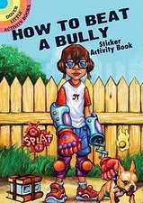 How to Beat a Bully Sticker Activity Book