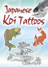 Japanese Koi Tattoos [With Tattoos]