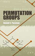 Permutation Groups:  Eyewitness Accounts from 1912