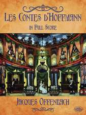 Les Contes D'Hoffmann in Full Score:  Write Your Own Crazy Comics #1