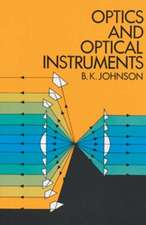 Optics and Optical Instruments:  An Introduction