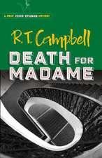 Death for Madame: A Prof. John Stubbs Mystery
