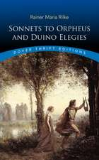 Sonnets to Orpheus and Duino Elegies
