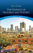 Essence of Progress and Poverty