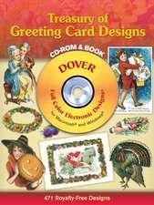 Treasury of Greeting Card Designs