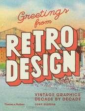 Seddon, T: Greetings from Retro Design