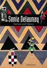 Sonia Delaunay Fashion and Fabrics