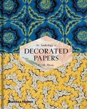 Marks, P: An Anthology of Decorated Papers