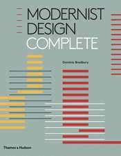Bradbury, D: Modernist Design Complete