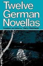 12 German Novellas