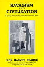 Savagism & Civilization