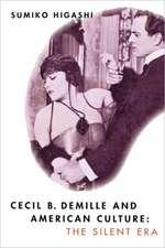 Cecil B. Demille & American Culture – The Silent Era (Paper)