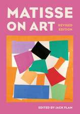 Matisse on Art Rev
